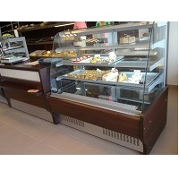 Pastry cabinets