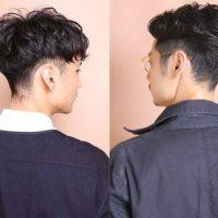 くせ毛,髪型,メンズ,ショート