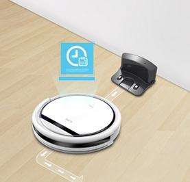 ILIFE(アイライフ)のロボット掃除機の予約清掃モード