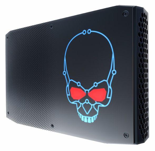 第8世代Core with Radeonを搭載する「Intel NUC 8シリーズ」。2モデルをラインアップ。