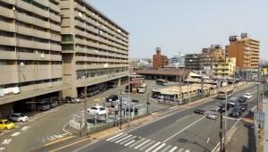 横浜市営バス生麦車両基地