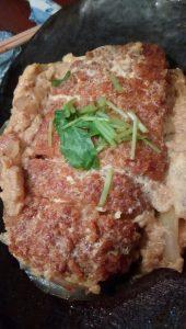 鶴見区生麦 かつ丼のアタマ