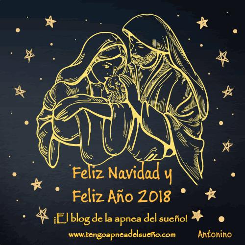 Feliz Navidad y Feliz Año 2018