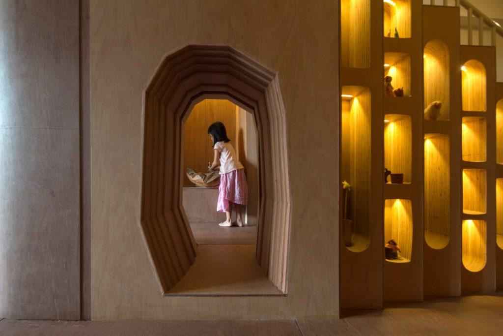 Jardin d'enfant Waldorf à Singapour