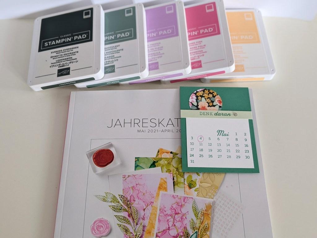Katalog und In Colors 2021-2022