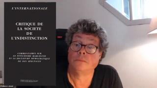 Critique de la société de l'indistinction – Derniers exemplaires disponibles !