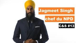 Culture & Société – Jagmeet Singh, chef du NPD