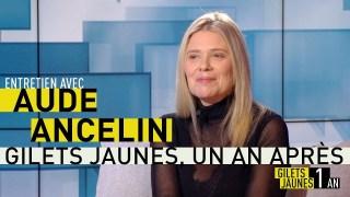 Gilets jaunes, un an après : Aude Lancelin