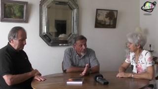 Israel Adam Shamir 1 sur le massacre de Mamilla  – Avec Maria Poumier et Jean Michel Vernochet