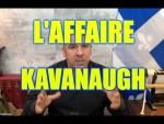 Judge Dredd: Kavanaugh confirmé