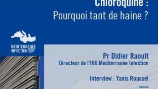 La chloroquine s'avère efficace contre le virus ! Présentation par le Pr Didier Raoult