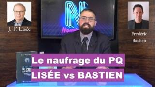 Le naufrage du PQ : LISÉE vs BASTIEN