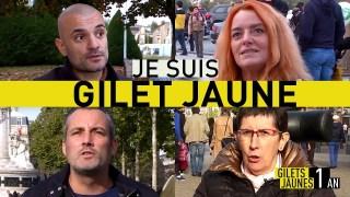 Paris, Toulouse, Sedan : je suis Gilet jaune