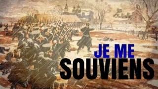 Je me souviens: les Patriotes de 1837