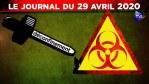 JT – Coronavirus : le point d'actualité – Journal du mercredi 29 avril 2020