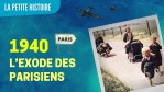 L'exode de 1940, un traumatisme national – La Petite Histoire – TVL