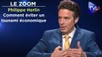 Comment éviter un tsunami économique – Le Zoom – Philippe Herlin – TVL