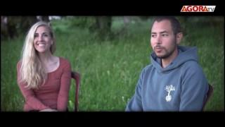COUBIAK & Chloé : entretien pour AGORA TVNEWS