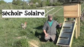 Fabriquer un Séchoir Solaire