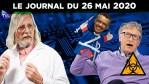 JT – Coronavirus : le point d'actualité – Journal du mardi 26 mai 2020