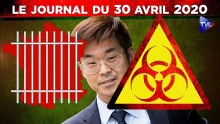 JT – Coronavirus : le point d'actualité – Journal du jeudi 30 avril 2020 avec itw de J. Son-Forget