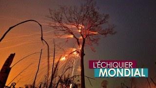 L'ECHIQUIER MONDIAL. Amazonie : Bolsonaro joue-t-il avec le feu ?