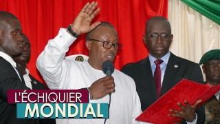 L'ECHIQUIER MONDIAL. Guinée-Bissau : présidentielle litigieuse