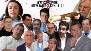 Marcel s'occupe de Cymès, Cohen, Ichou, Laurent Alexandre, Hausfater, Calvi…