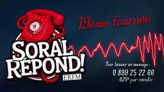 Soral répond… sur ERFM ! #19 – Asselineau-(bra)gate (extrait)