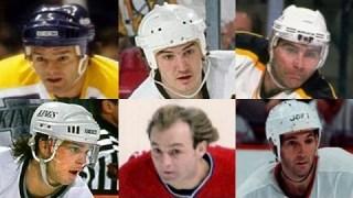 Top 10 – Meilleurs pointeurs québécois dans la LNH