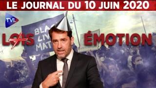 Castaner : La dictature de l'émotion avec une interview de R. de Castelnau – JT du mercredi 11 juin