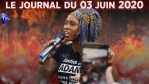 George Floyd – Adama Traoré: la manipulation des questions raciales / JT du mercredi 3 juin 2020