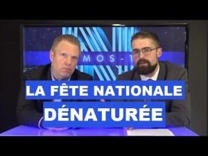La Fête nationale dénaturée