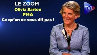 Le Zoom avec Olivia Sarton – PMA : Ce qu'on ne vous dit pas !