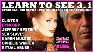 LEARN TO SEE 3.1 – JEFFREY EPSTEIN (What The Mainstream Media Won't Tell You)