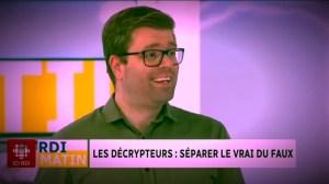 Les DécryP'tiesCons – Votre source officielle de désinformation