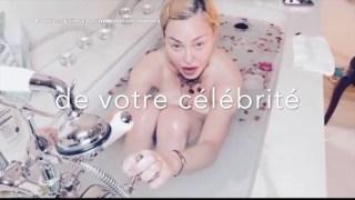 Madonna Philosophe dans son bain à propos du COVID 19