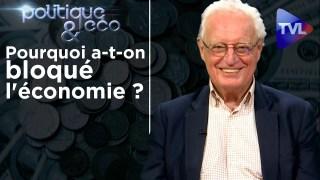 Pourquoi a-t-on bloqué l'économie ? – Politique & Eco n°257 avec Charles Gave – TVL