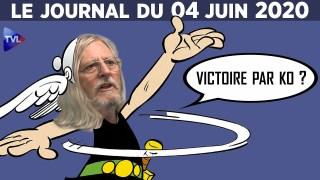 Pr Didier Raoult : une élite anti-système ?  Journal du jeudi 4 juin 2020