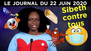 Sibeth Ndiaye : Mensonges, kebab et polémiques – JT du lundi 22 juin 2020