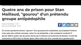 Stan Maillaud, Le pourfendeur de pédos que le système a mis sous les barreaux…