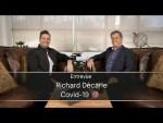 Aujourd'hui on parle du Covid-19 avec Richard Décarie
