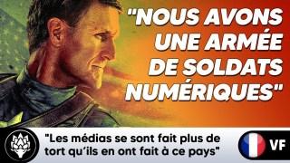 """Général ⭐⭐⭐ Michael Flynn : """"Nous avons une armée de soldats numériques"""" #DigitalSoldiers #WWG1WGA"""
