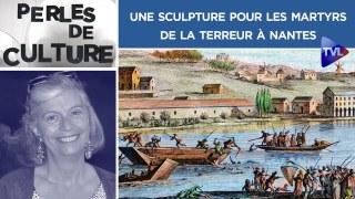 Une sculpture pour les martyrs de la Terreur à Nantes – Perles de Culture n°257 – TVL