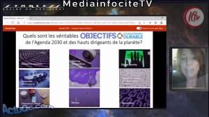 ActuQc : MediainfociteTV – Le Forum Économique Mondial, Identité numérique – 2030