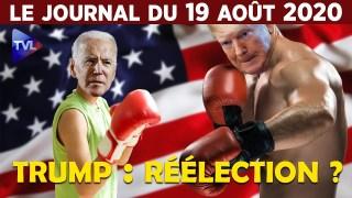 Convention démocrate : Trump pris pour cible – Le Journal du mercredi 19 août 2020