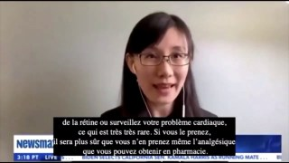 Dr Li-Meng Yan exilée aux US