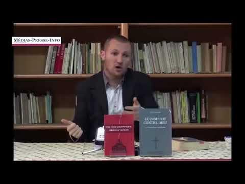 Johan Livernette – De la société sans Dieu à la perversion des mœurs