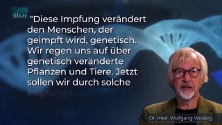 Kla TV – Appel urgent à la vigilance, la vaccination anti coronavirus intervient dans l'ADN !
