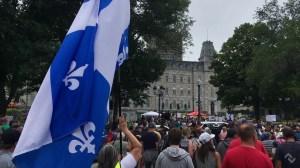 Marche de Québec 23 août 2020 : les dangereux complotistes DÉMASQUÉS !